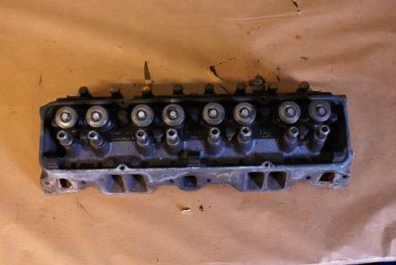 1969-1970 Corvette C3 SBC 302/350,Cylinder Head,Cast #3927186,Used Fair